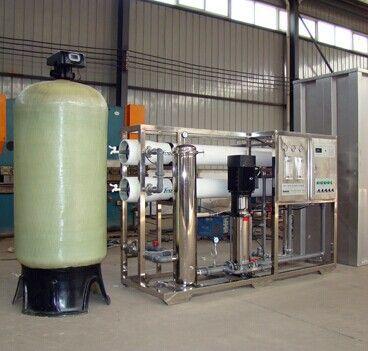 5吨纯净水设备