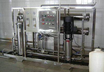 4吨纯净水设备