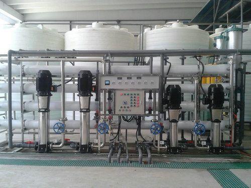 大型工业用反渗透水处理设备