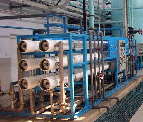 180吨工业用反渗透水处理设备