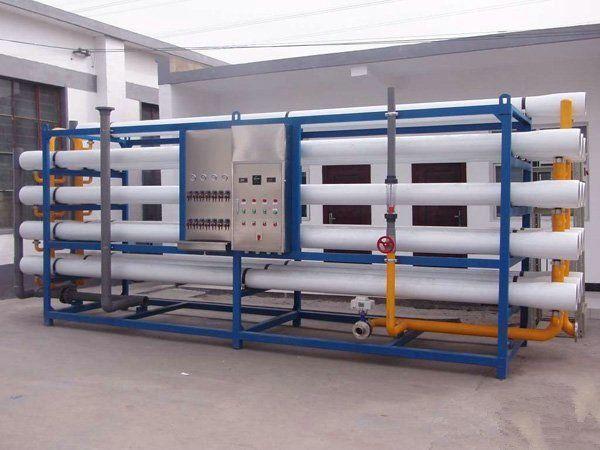 30吨大型反渗透水处理设备