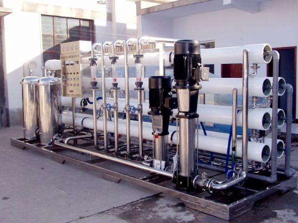 20吨双级反渗透水处理设备