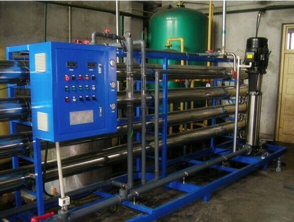 20吨/H果汁行业用反渗透水处理设备