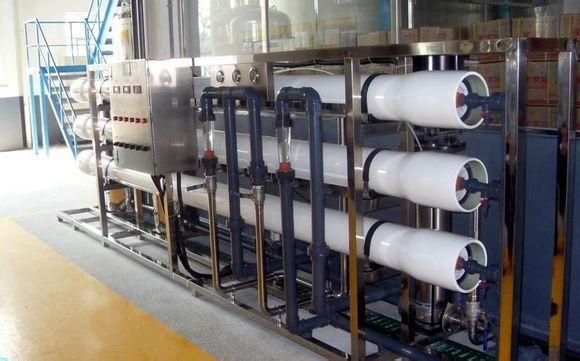 6吨/H反渗透水处理设备主体